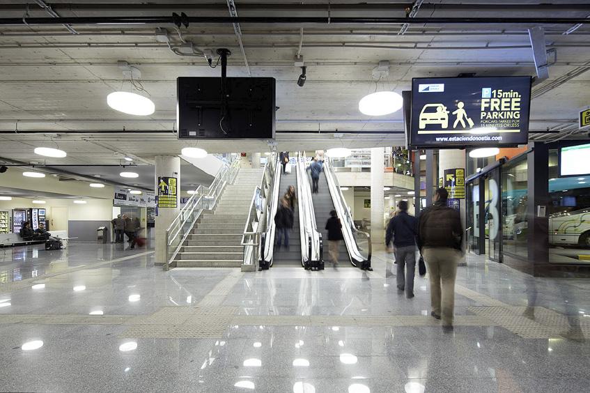 Estación de autobuses Donostia – San Sebastián